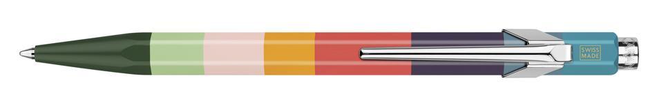 The 849 Paul Smith Edition 3 hexagonal limited edition ballpoint pen.
