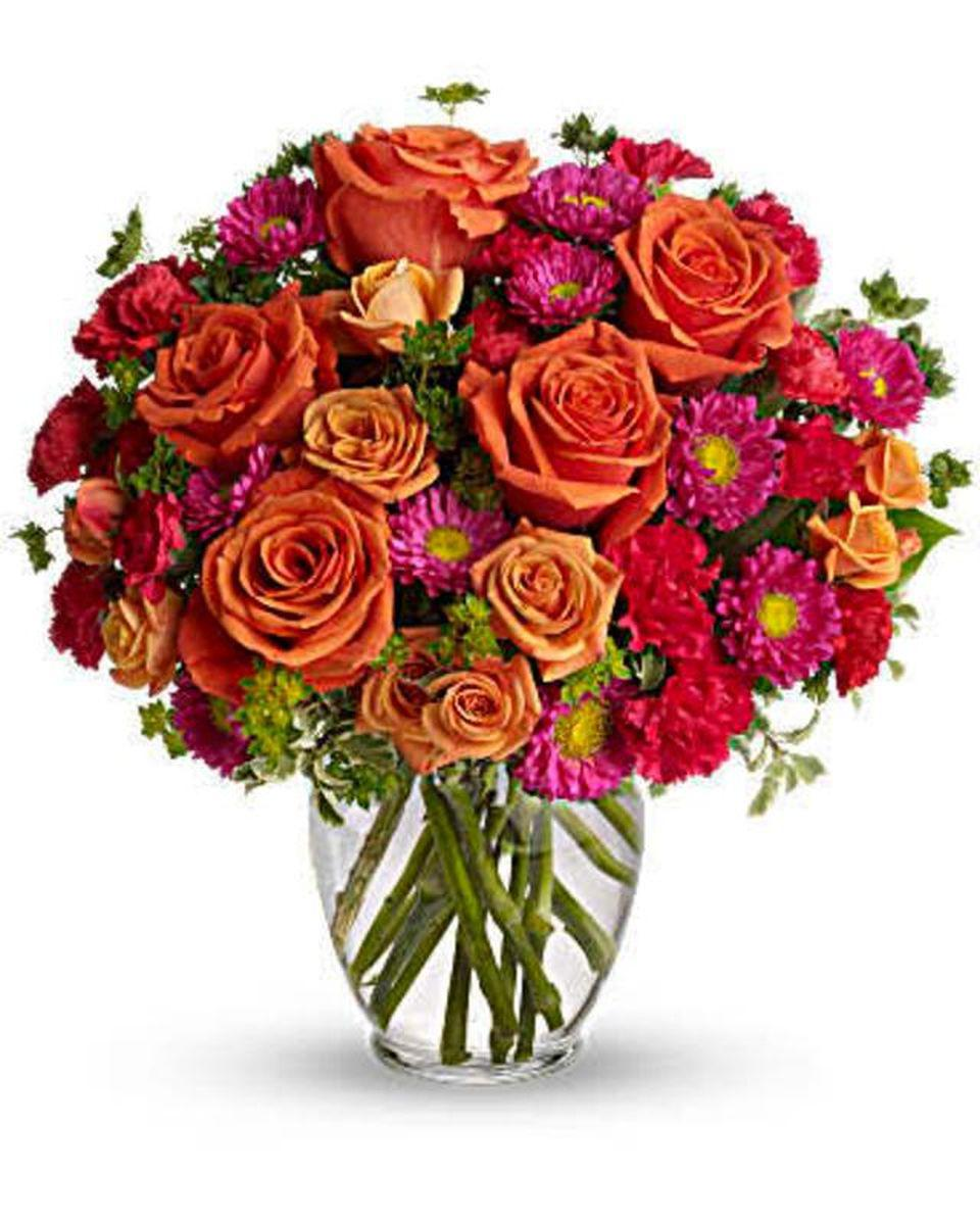 Just Because: Teleflora How Sweet It Is