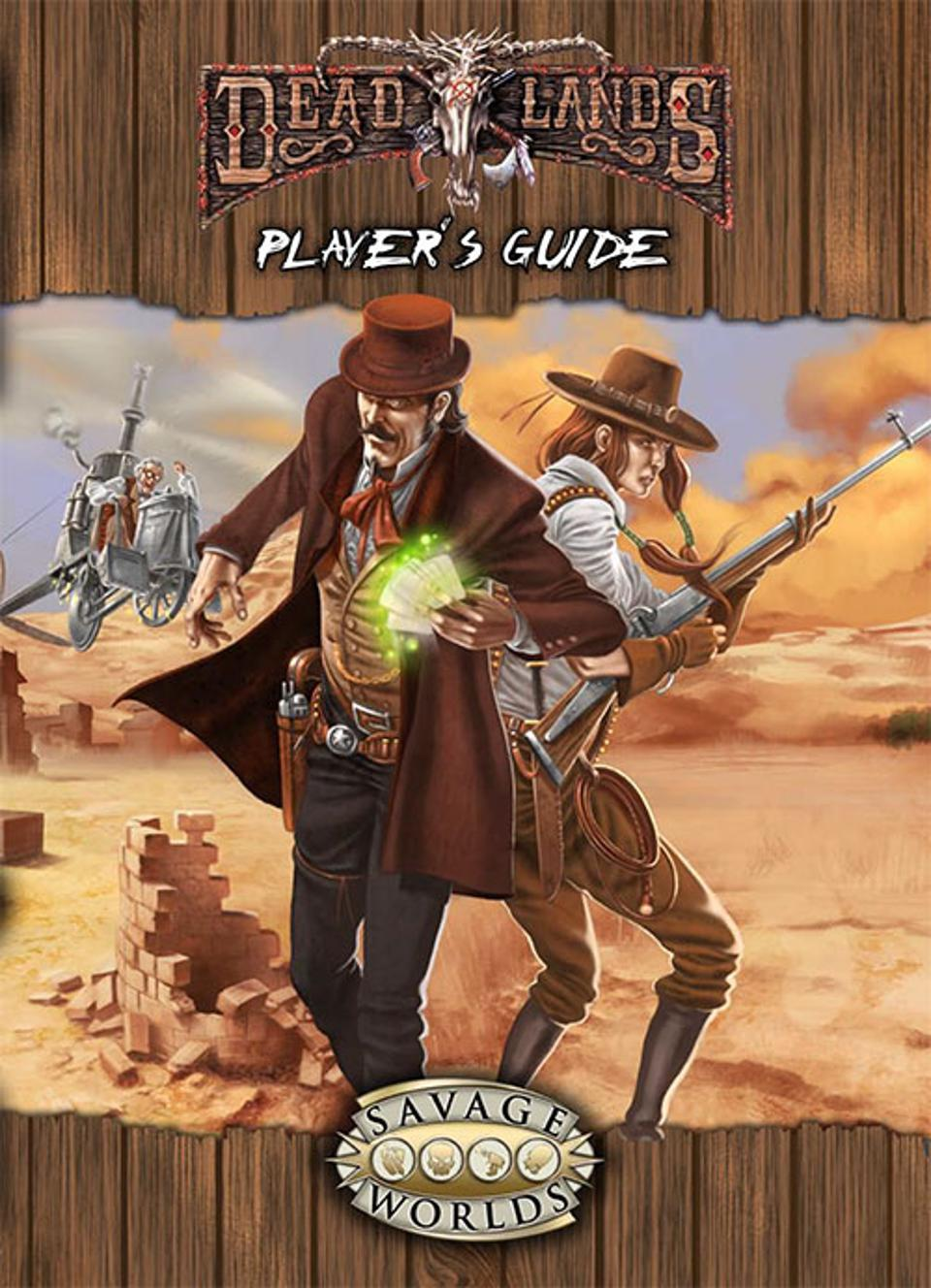 Take A Free Ride Into The Weird West Of Deadlands