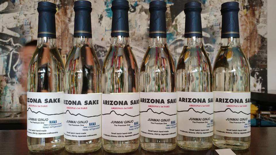 Arizona Sake is located in Holbrook.