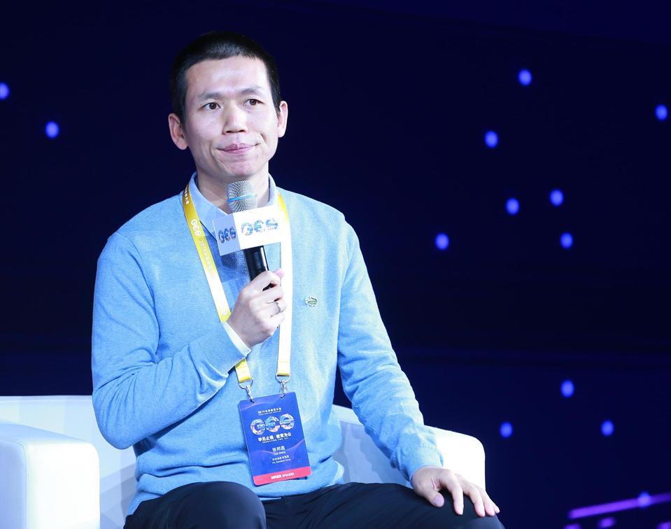 Zhang Bangxin of TAL Education