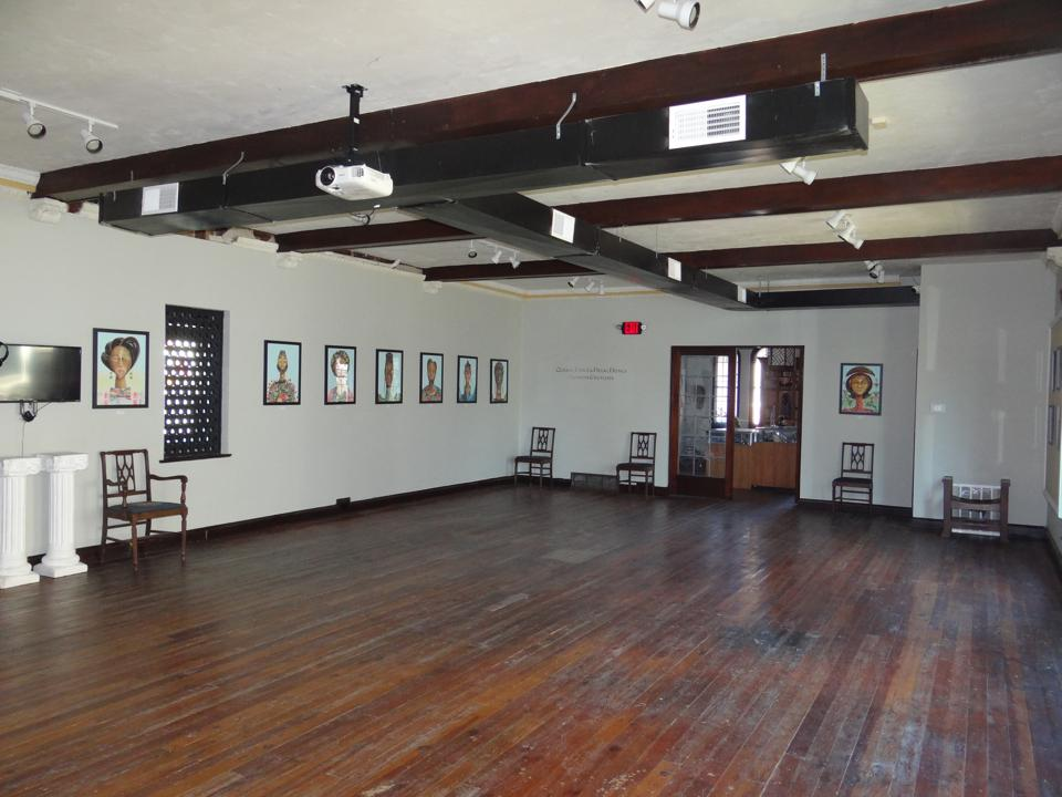 The 5 Points Gallery in Milwaukee