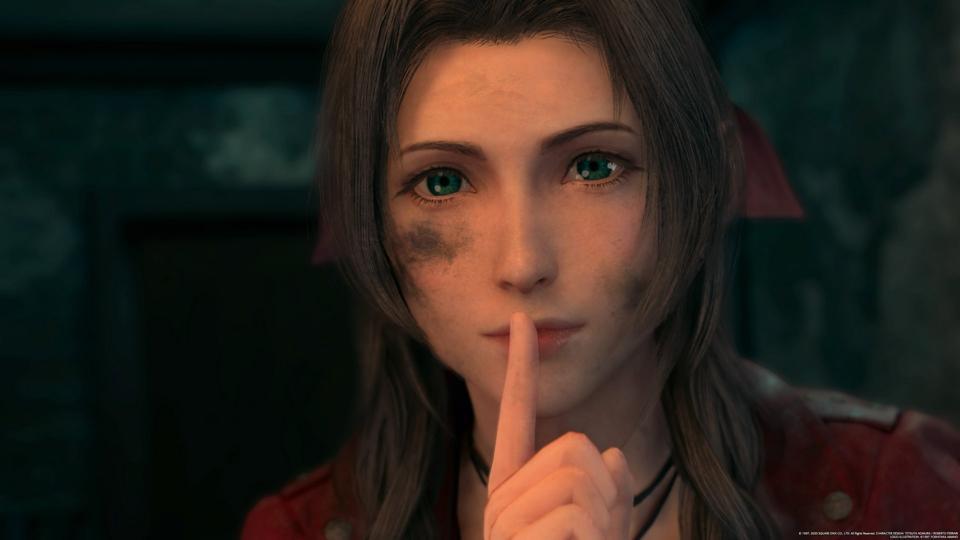 The Final Fantasy 7 Remake