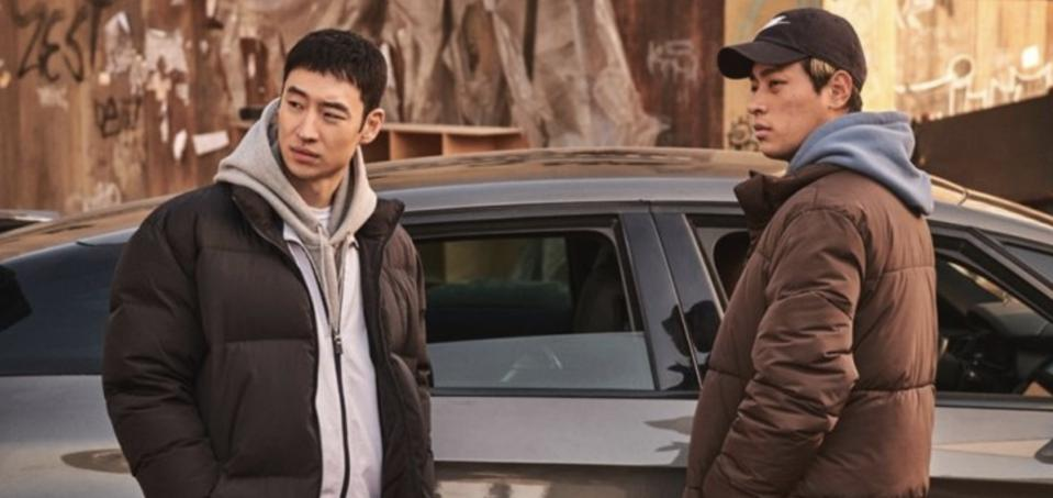 'Time To Hunt' stars Lee Je-hoon, Choi Woo-sik, Ahn Jae-hong and Park Jung-min.