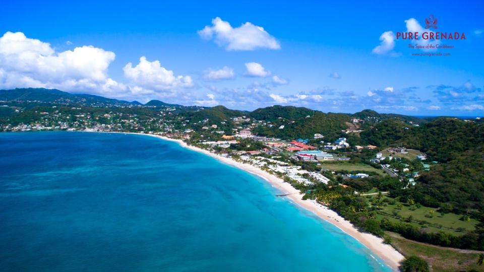 Grenada - Zoom background