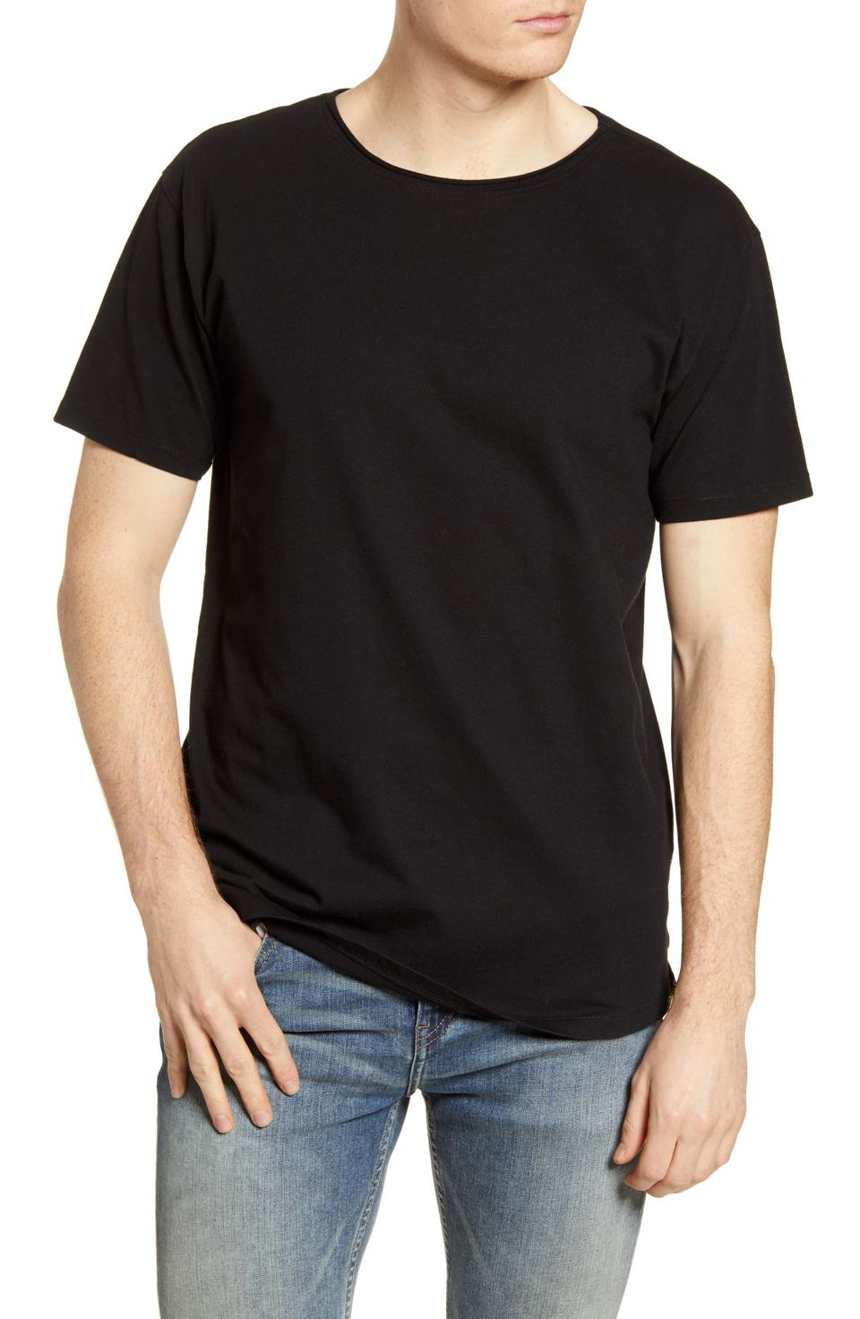 12 Of The Best Black T Shirts For Men