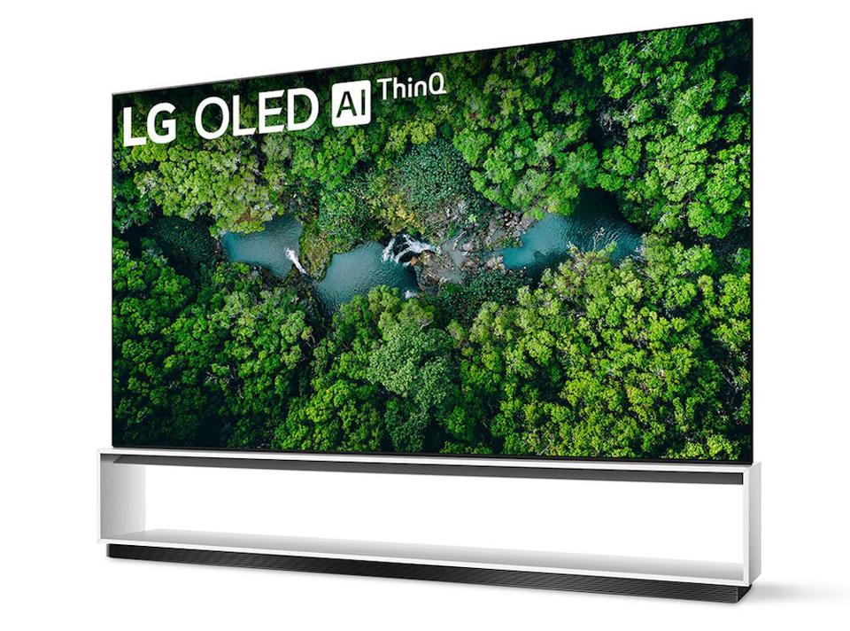LG's 2020 TV Line Up Explained And Priced