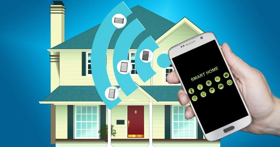 WiFi smart home image