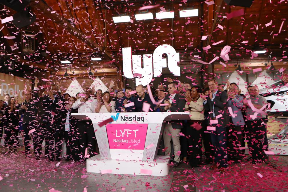 Ride Hailing App Lyft Has IPO On Nasdaq Exchange