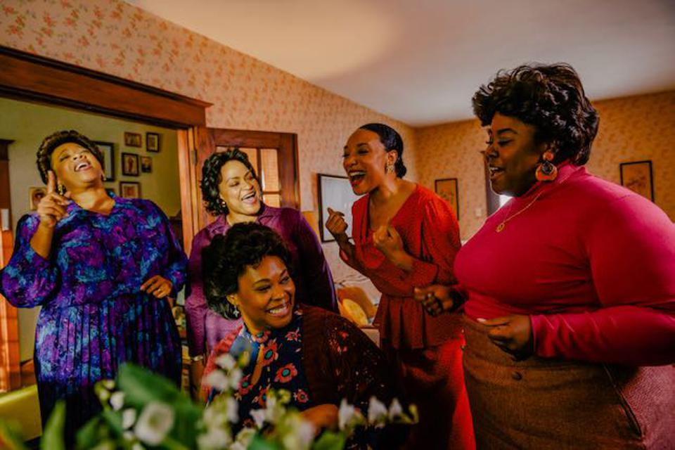 The Writer Behind Lifetime's New Clark Sisters Movie Shares Her ...