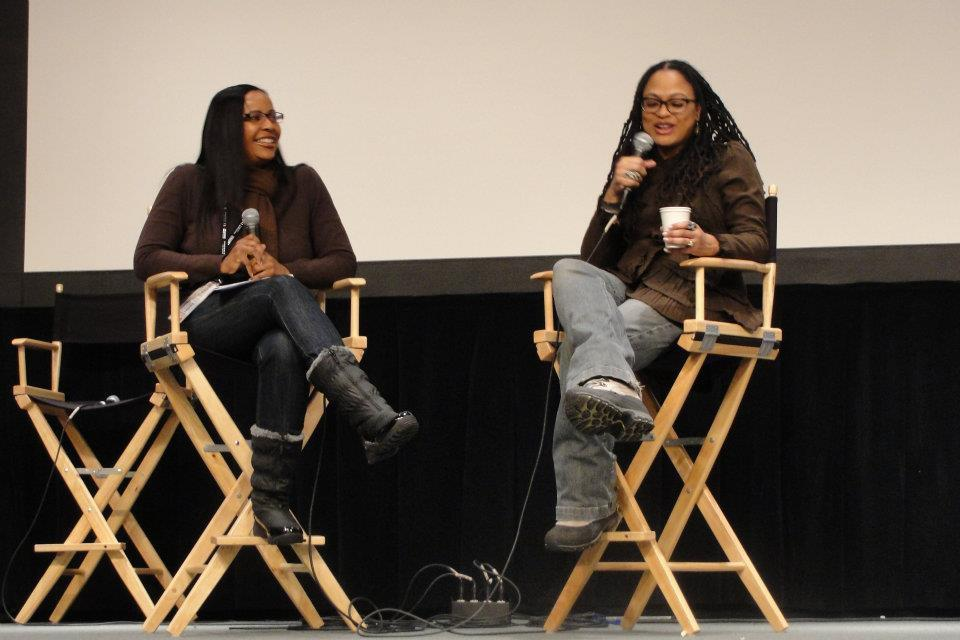 Camille Tucker, Ava DuVernay, Sundance Film Festival