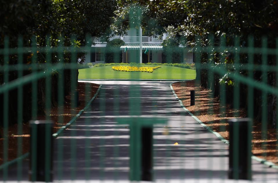 Masters Tournament Postponed Due to Coronavirus