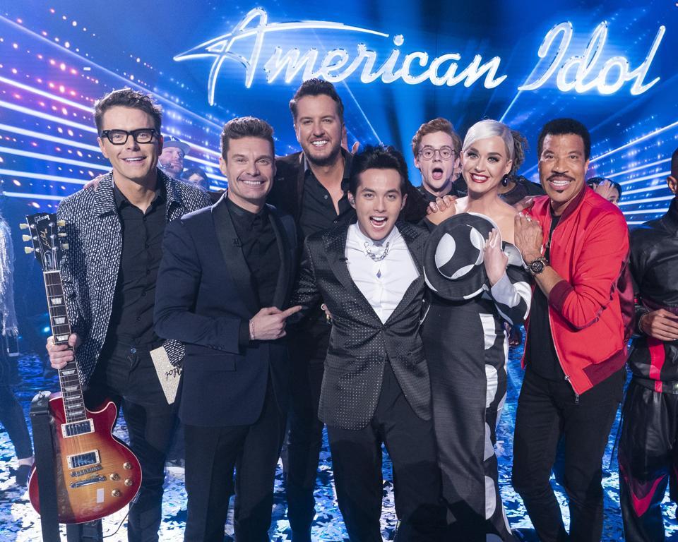 Laine Hardy - Winner of 'American Idol' Season 17
