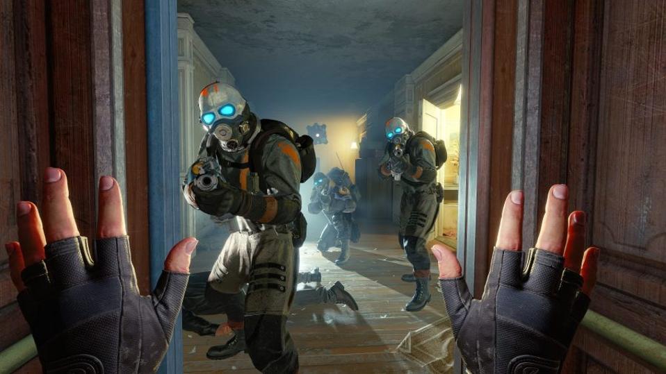 Half-Life: Alyx' Should Have Been VR's Big Moment – It Isn't