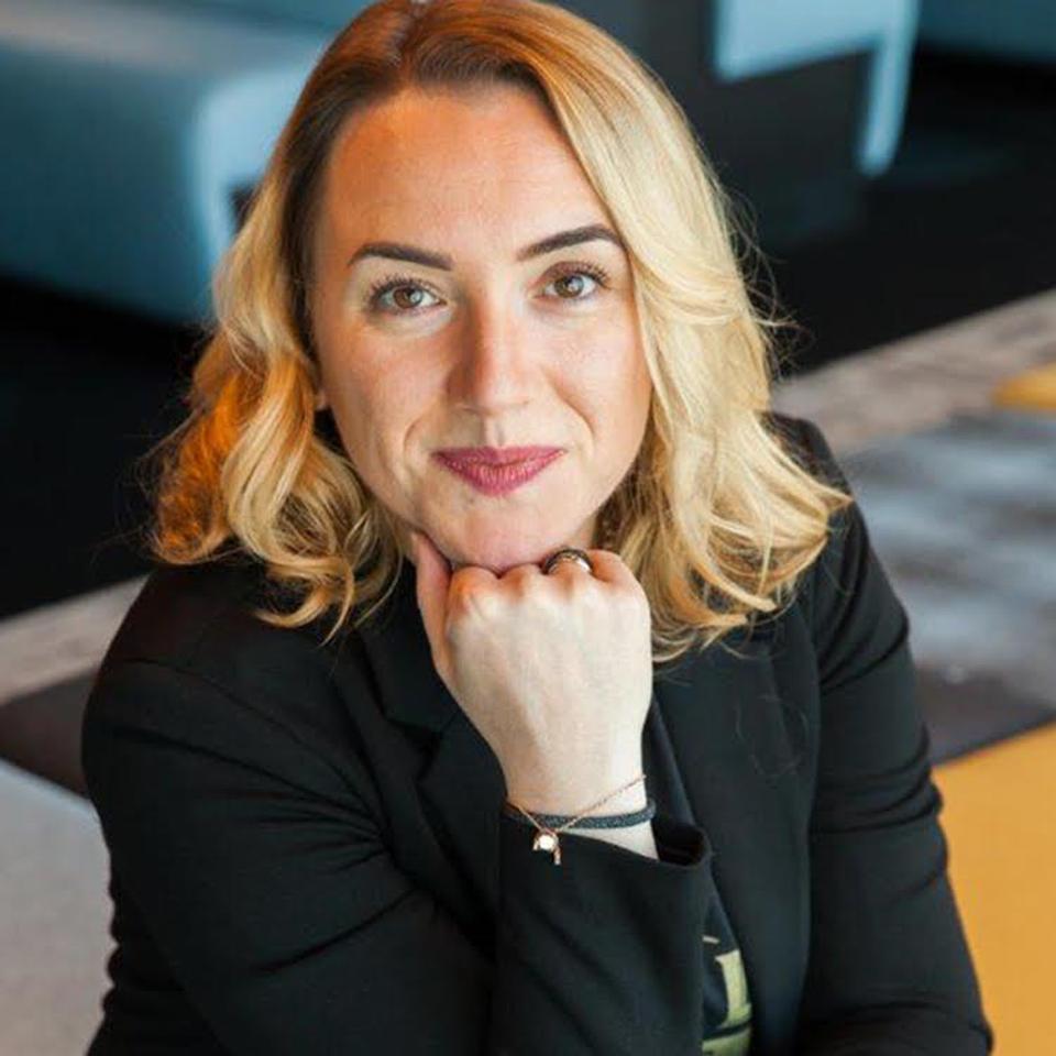 Marija Zivanovic-Smith, SVP Corporate Marketing, Communications + Chief External Relations Officer, NCR Corporation