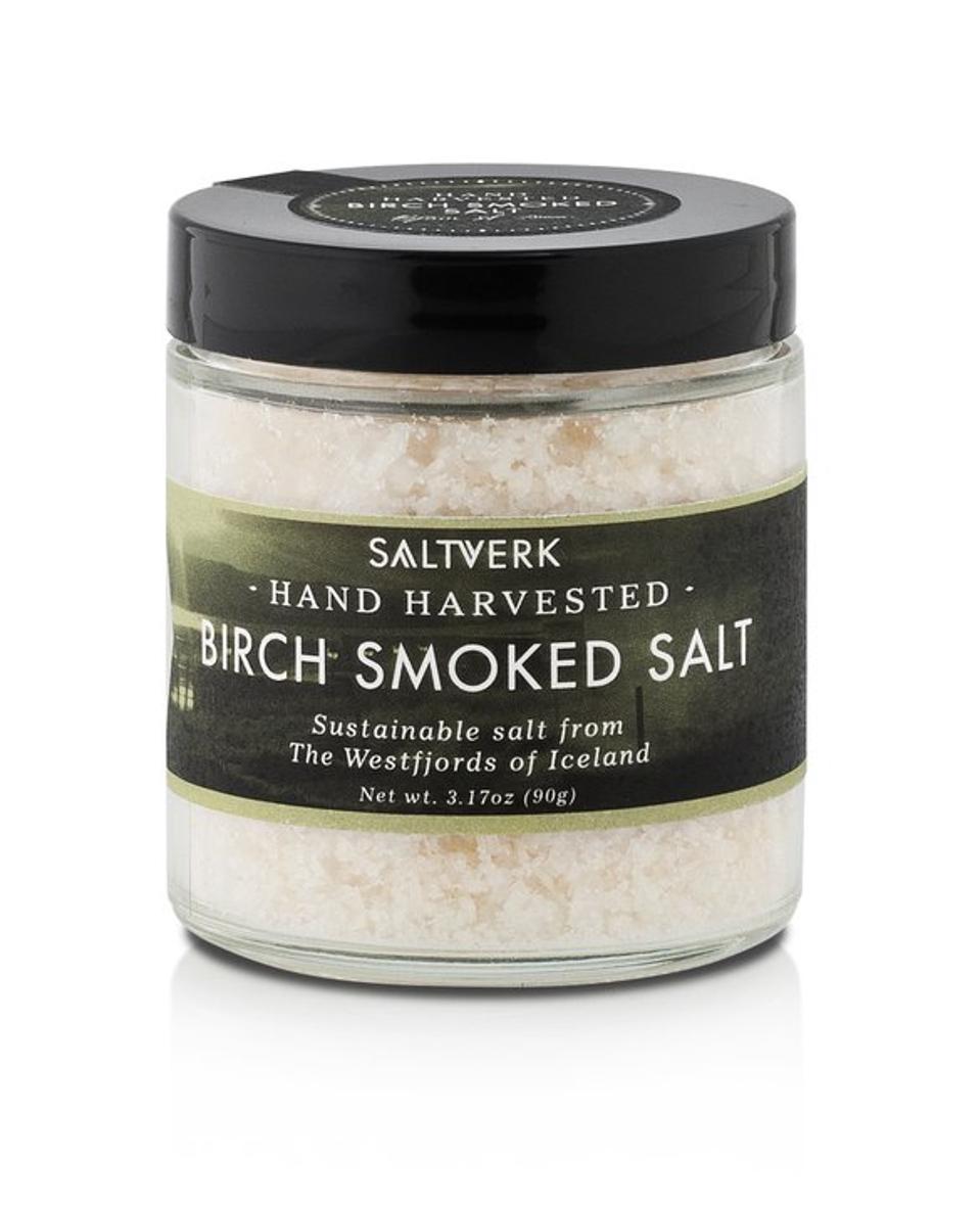 Saltverk Birch Smoked Sea Salt
