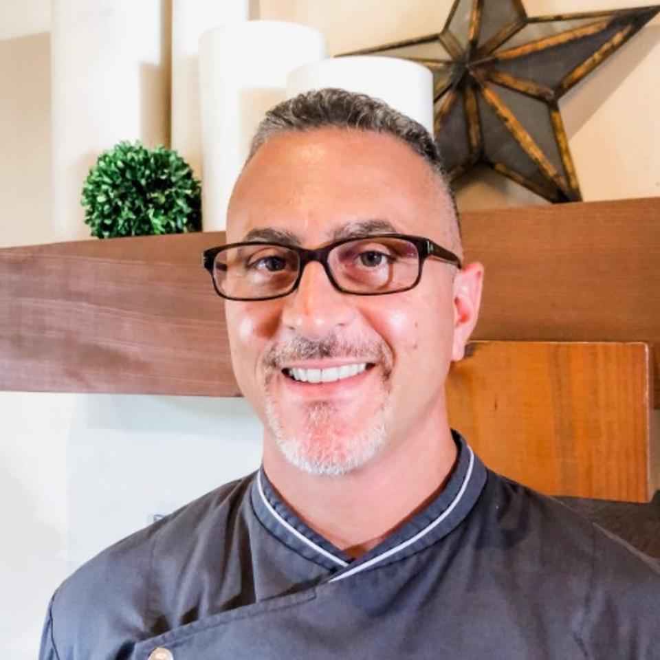 Vincent Savignano is the chef at Estancia La Jolla.
