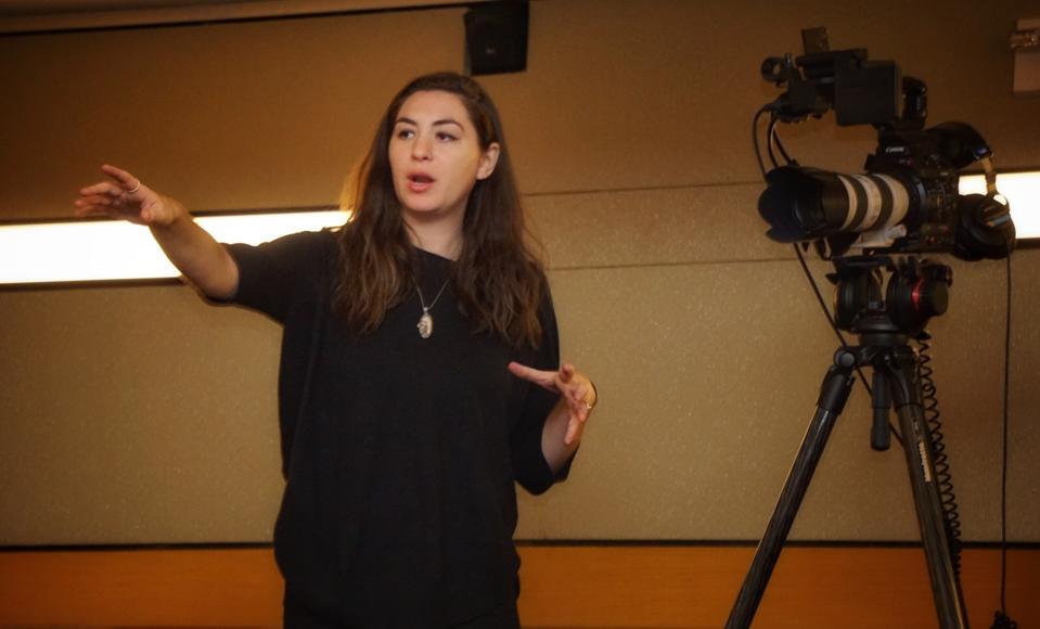 Jenn Halweil, chief story engineer, #GoBeyond, media company, production company