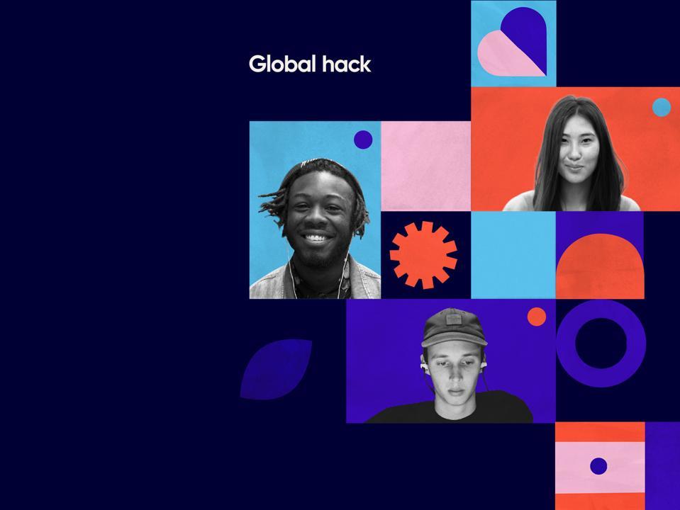 www.TheGlobalHack.com cover art.