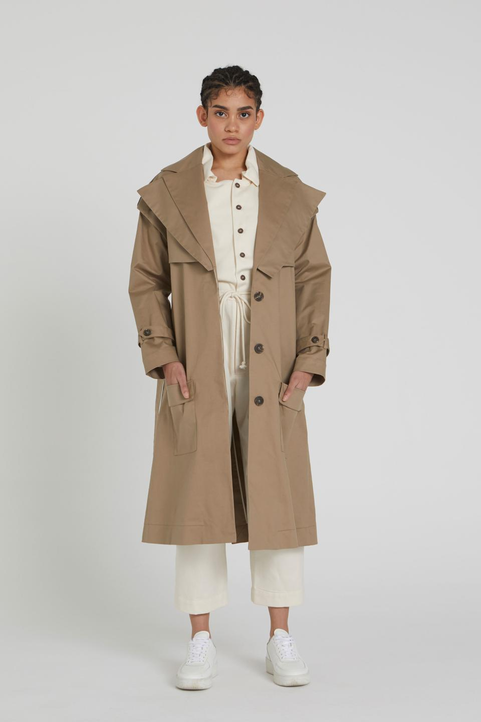 Casual Trench coat sonia carrasco