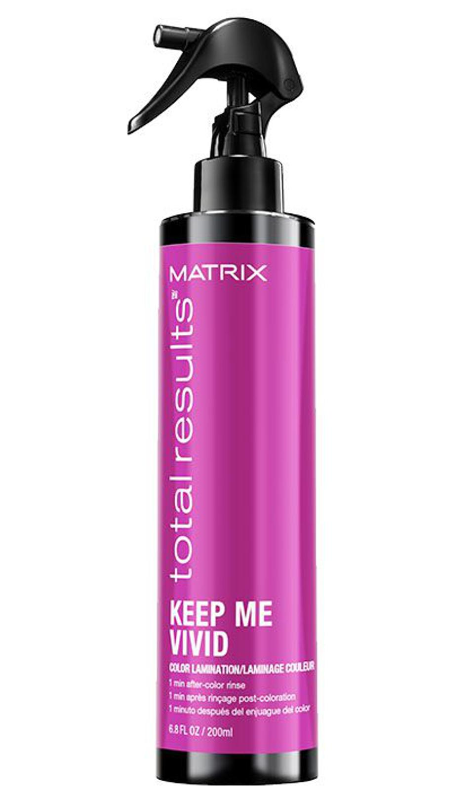 MATRIX TOTAL RESULTS Keep Me Vivid Color Lamination Spray