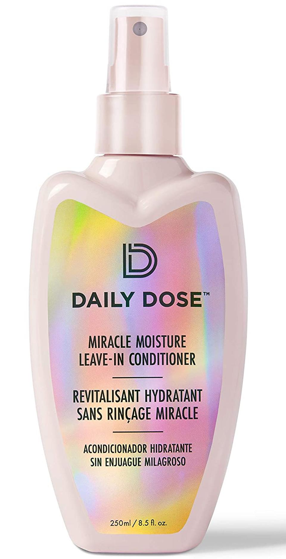 DAILY DOSE Miracle Moistures Spray Leave In Conditioner