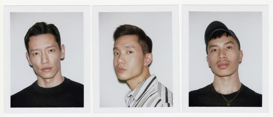 Dylan Cao, Huy Luong and Jin Kay
