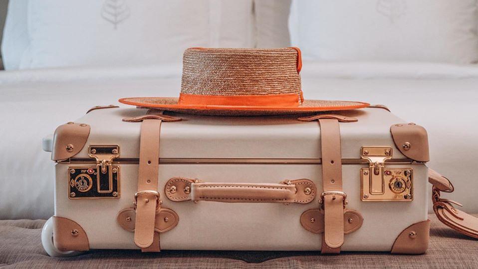 SteamLine Luggage for the modern jet-setter