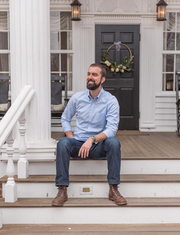 Ryan Pernice, founder of RO Hospitality