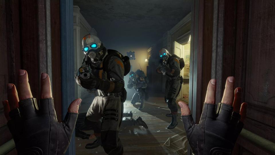 Half-Life Alyx Header