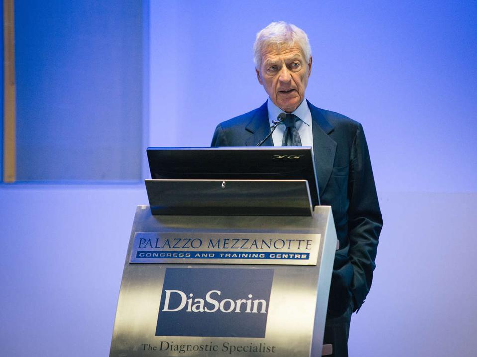DiaSorin chairman Gustavo Denegri.