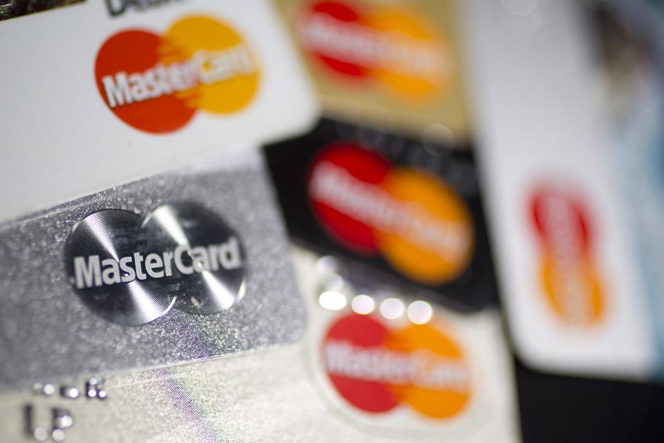 Mastercard Inc. credit and debit cards.
