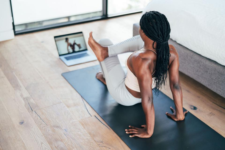 The best at-home yoga gear for Mother's Day: Alo Moves Subscription