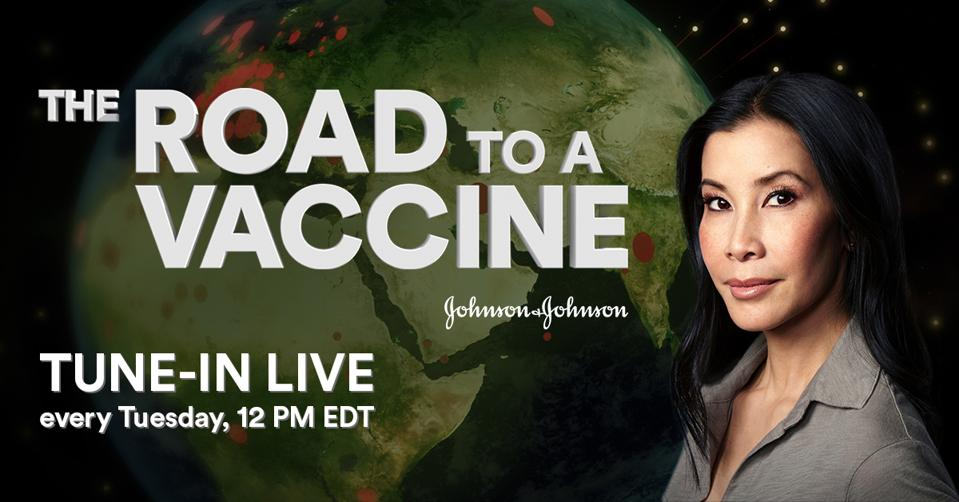 Lisa Ling hosts Johnson and Johnson's ″The Road to a Vaccine″ focused on the COVID-19 Pandemic