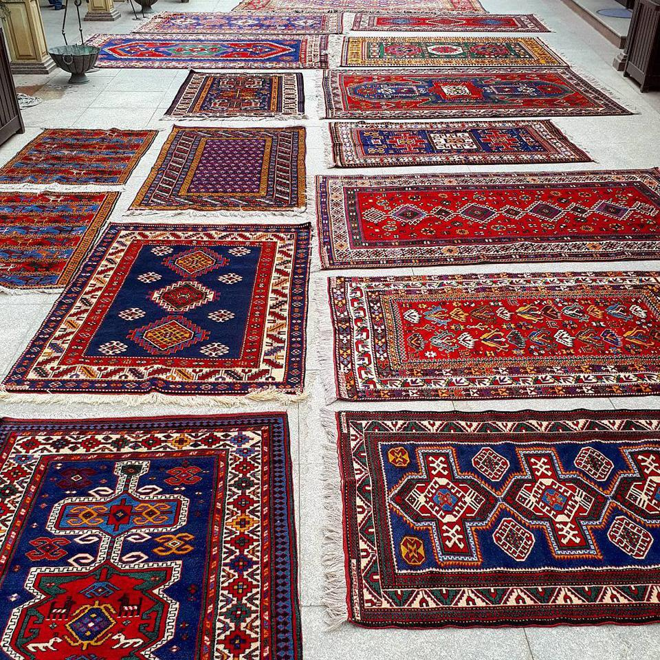 In Azerbaijan The Carpet Artisans Are Quietly Preserving Age Old Traditions