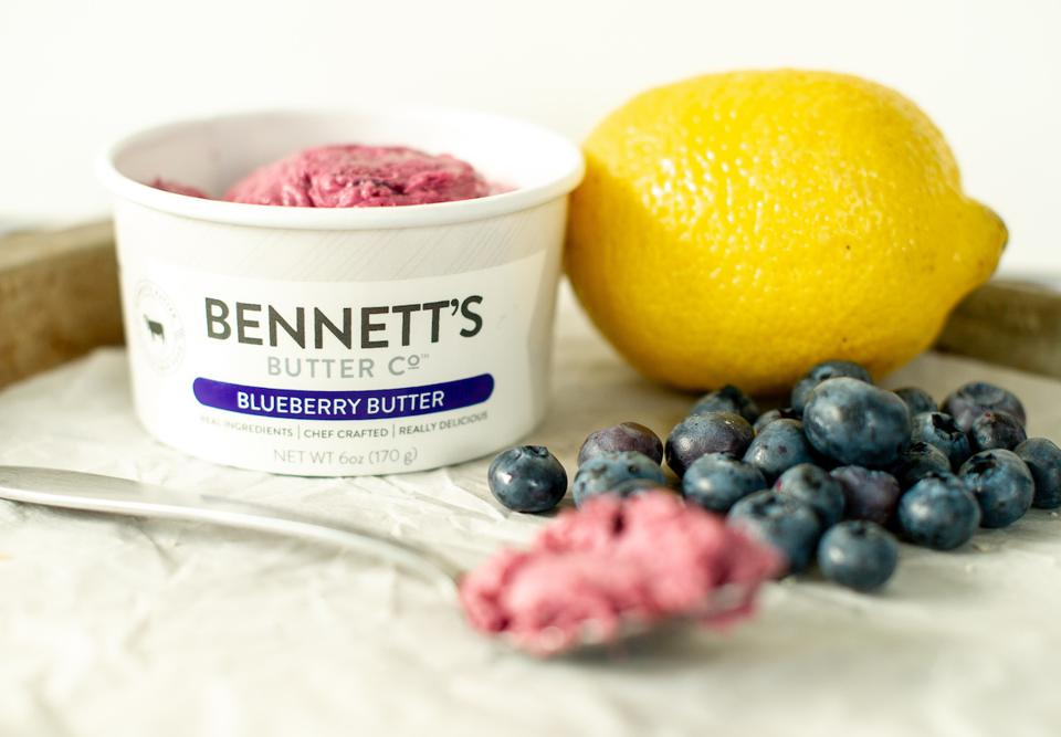 Bennett's Blueberry Butter Elevate Home Cooking Gourmet Provisions COVID-19 Blueberries