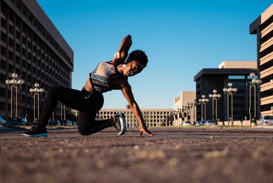 Dancer LaTasha Barnes is one of many artists experiencing the economic effects of the virus.