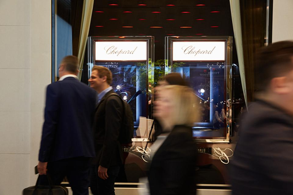 Chopard will also leave Baselworld to join a new show in Geneva in April, 2021.