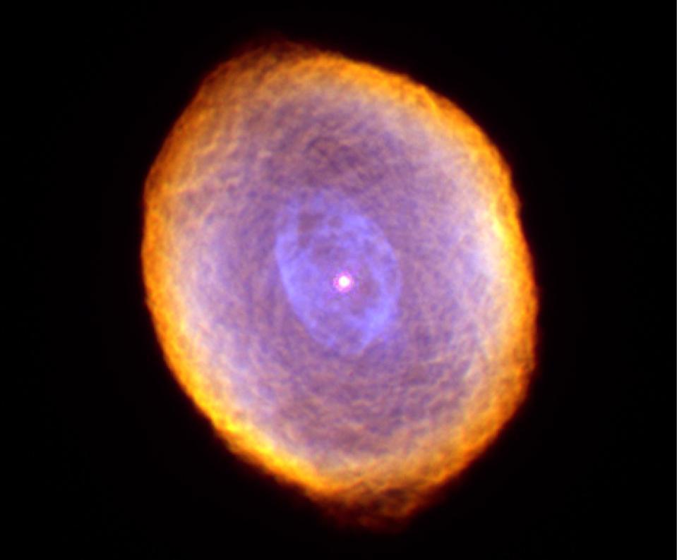 IC 418, Spirograph Nebula