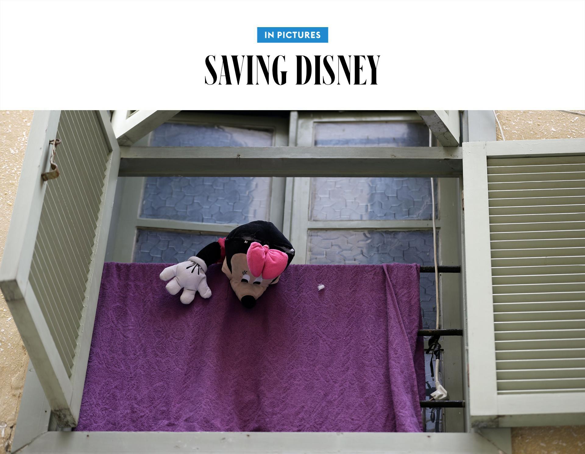 Saving Disney: Iger Returns As Coronavirus Batters The Company On All Sides