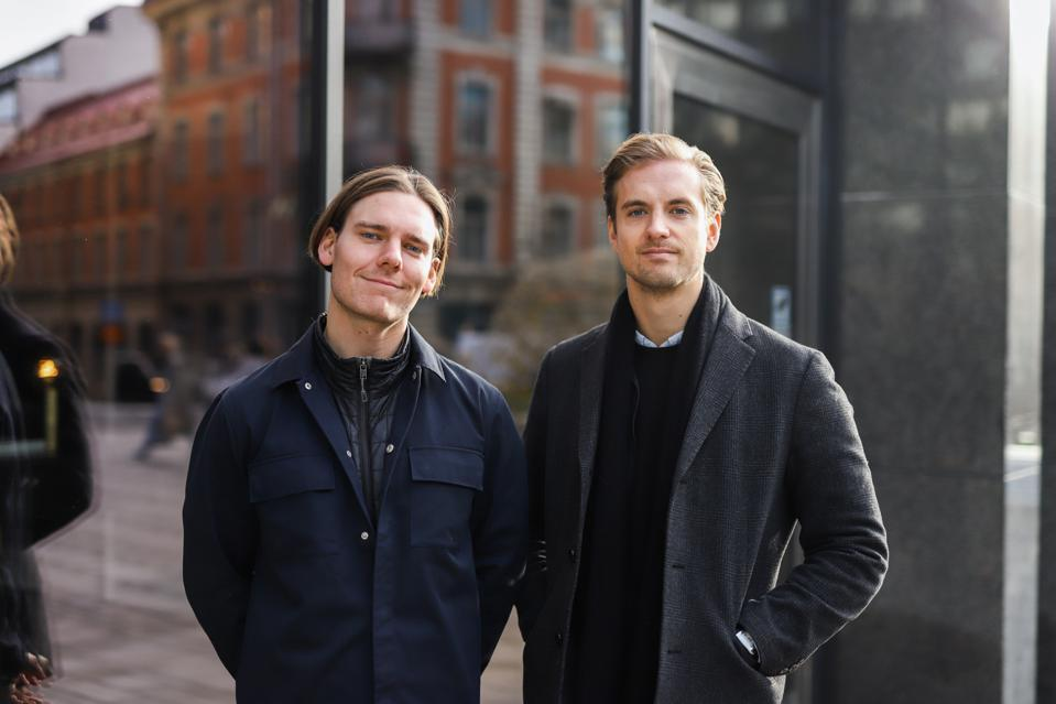 Memmo's cofounders
