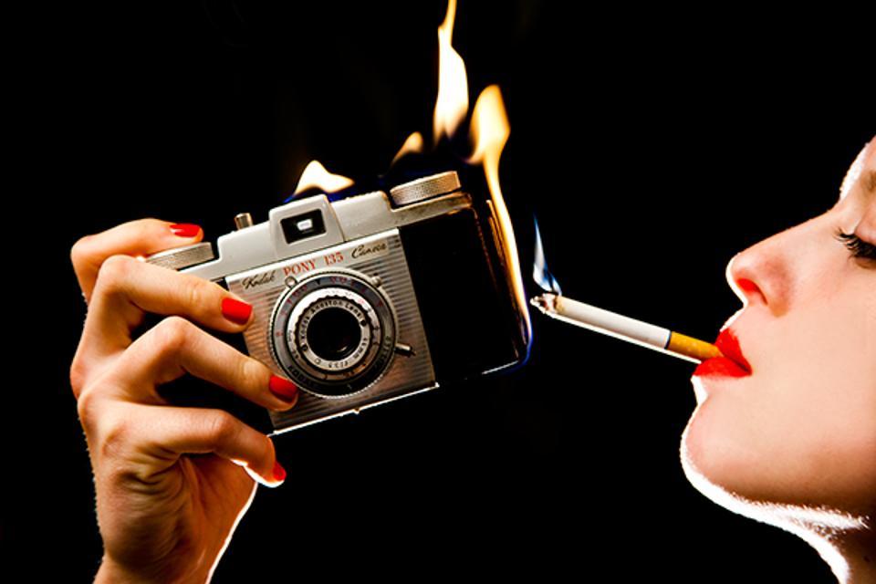 'Kodak' by Tyler Shields