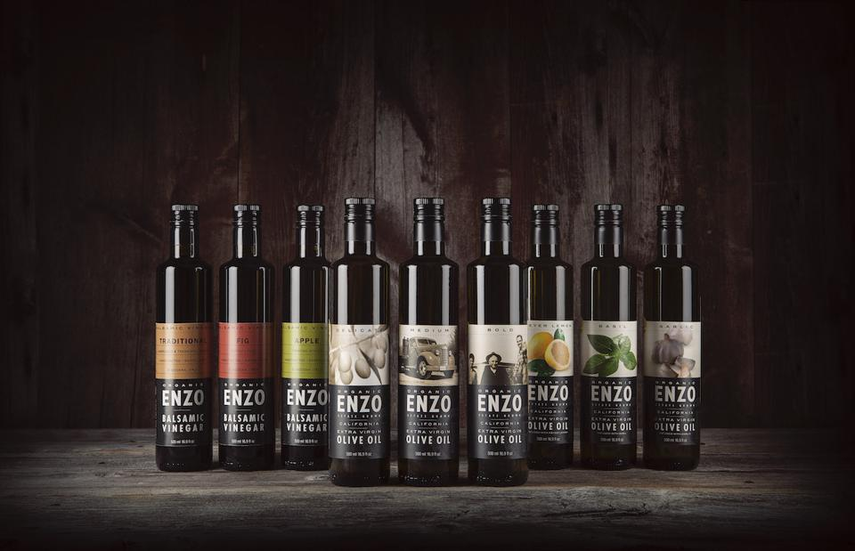 Enzo Extra Virgin Olive Gourmet Provisions Covid-19 Cooking Dining