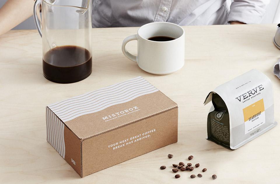 MistoBox Coffee Subscriptions