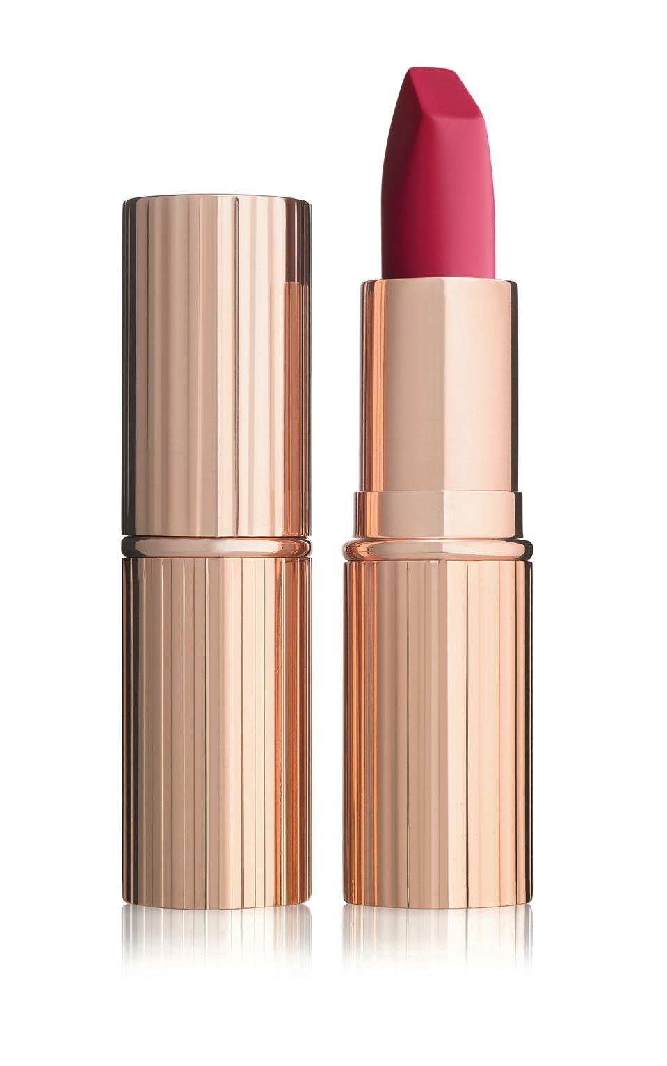 Charlotte Tilbury Matte Revolution Lipstick in The Queen