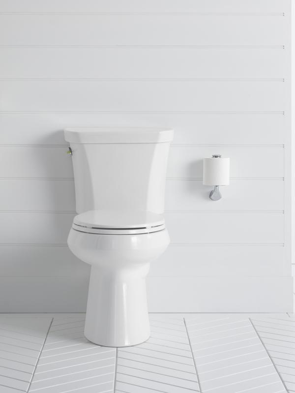 Kohler's Highline Dual-Flush Toilet