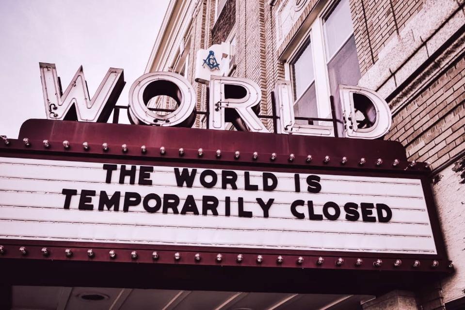 The world is in shutdown, thanks to Coronavirus.