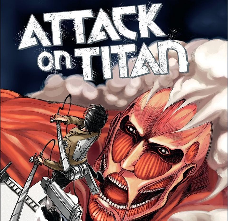 Manga Mangamo Kodansha Attack on Titan