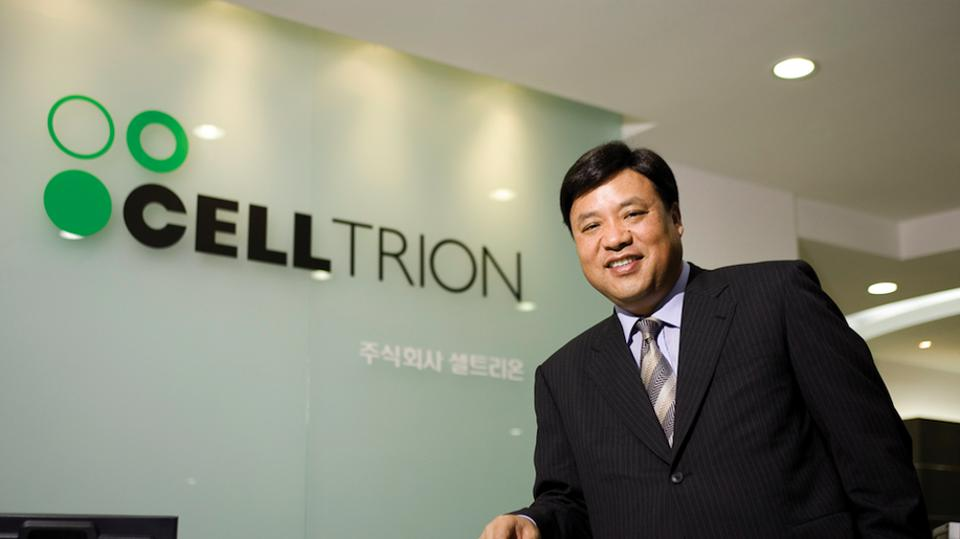 Seo Jung-jin, founder of Celltrion.