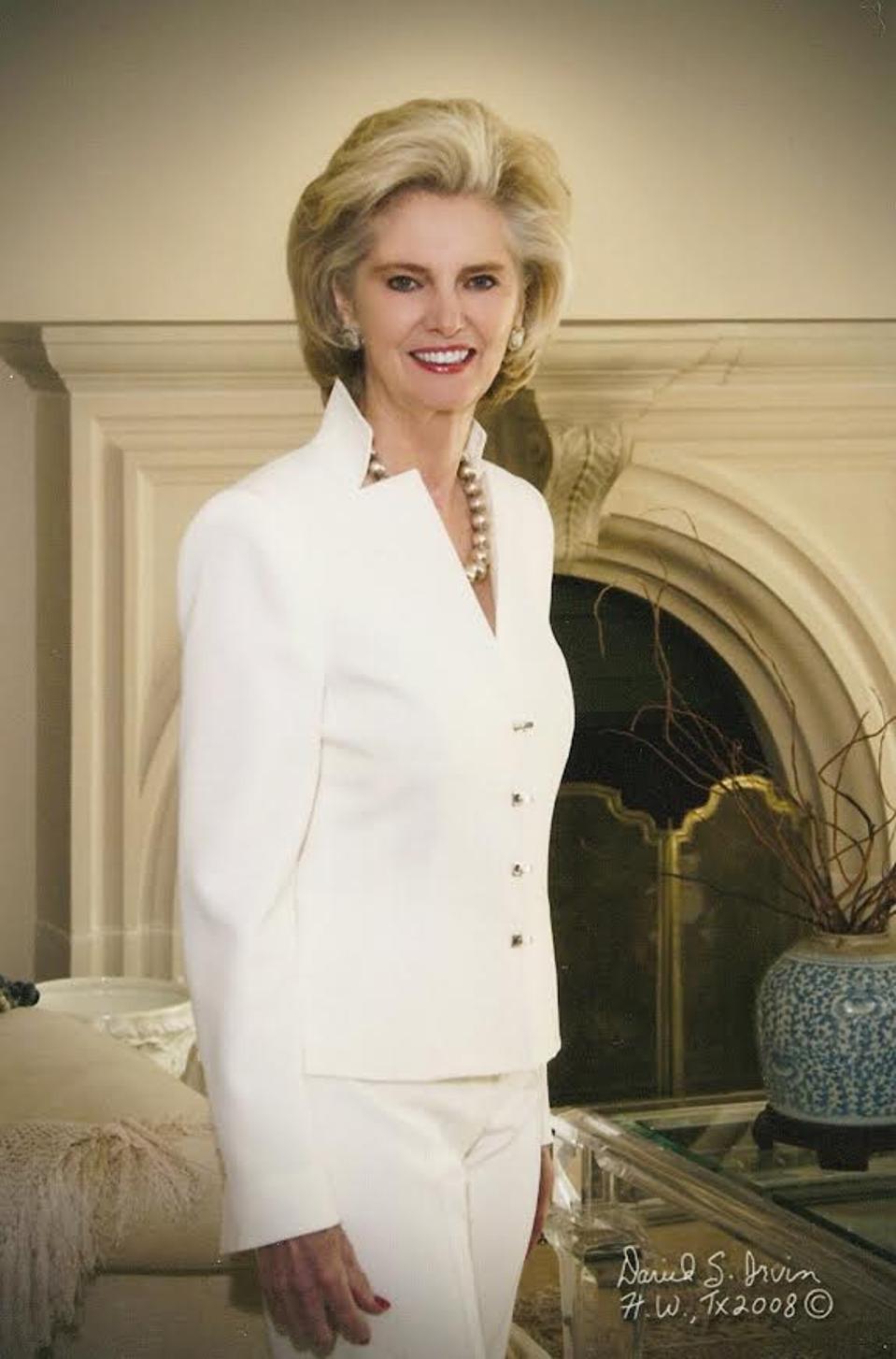 Grand dame of Dallas real estate Allie Beth Allman